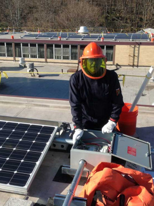 Solar Maintenance and System Operations